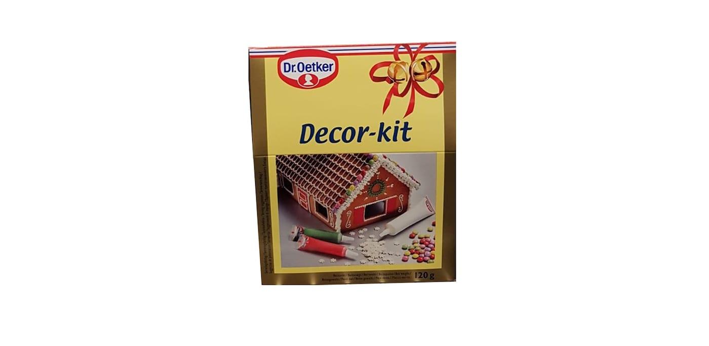 Dr. Oetker Decor-kit