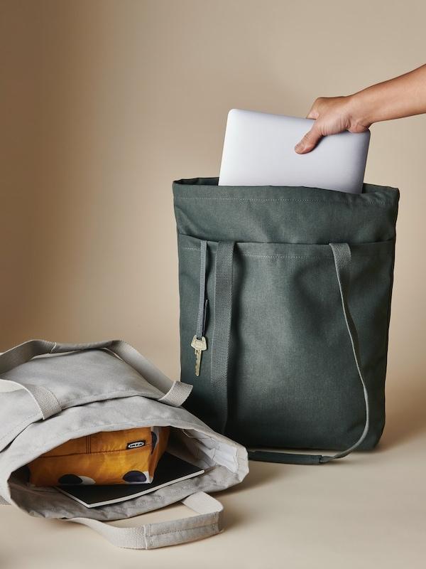 DROMSACK tote bag