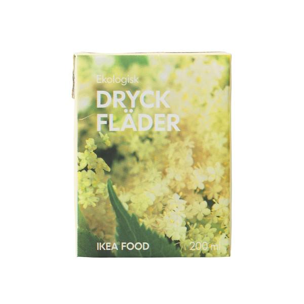 DRYCK FLÄDER Elderflower drink