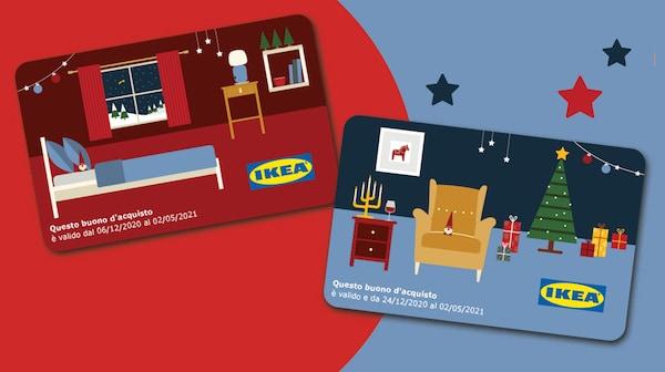 Due buoni acquisto inclusi - IKEA