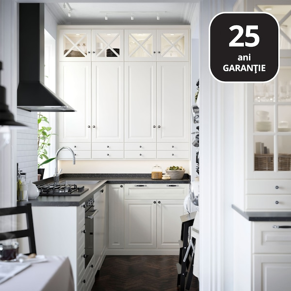 Dulapuri și fronturi pentru bucătăria METOD.