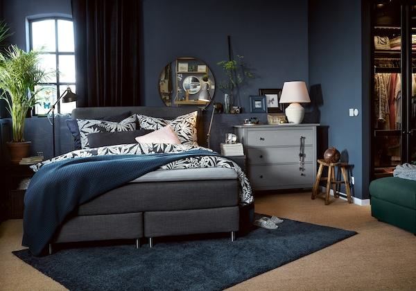 Schlafzimmer für besondere Momente gestalten - IKEA