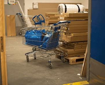 Dział Odzyskiwania Towaru – tu produkty IKEA dostają szansę na nowe życie