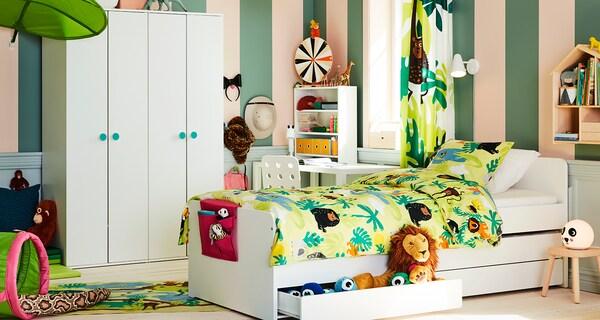 Pokój Dla Dziecka 3 10 Lat Ikea