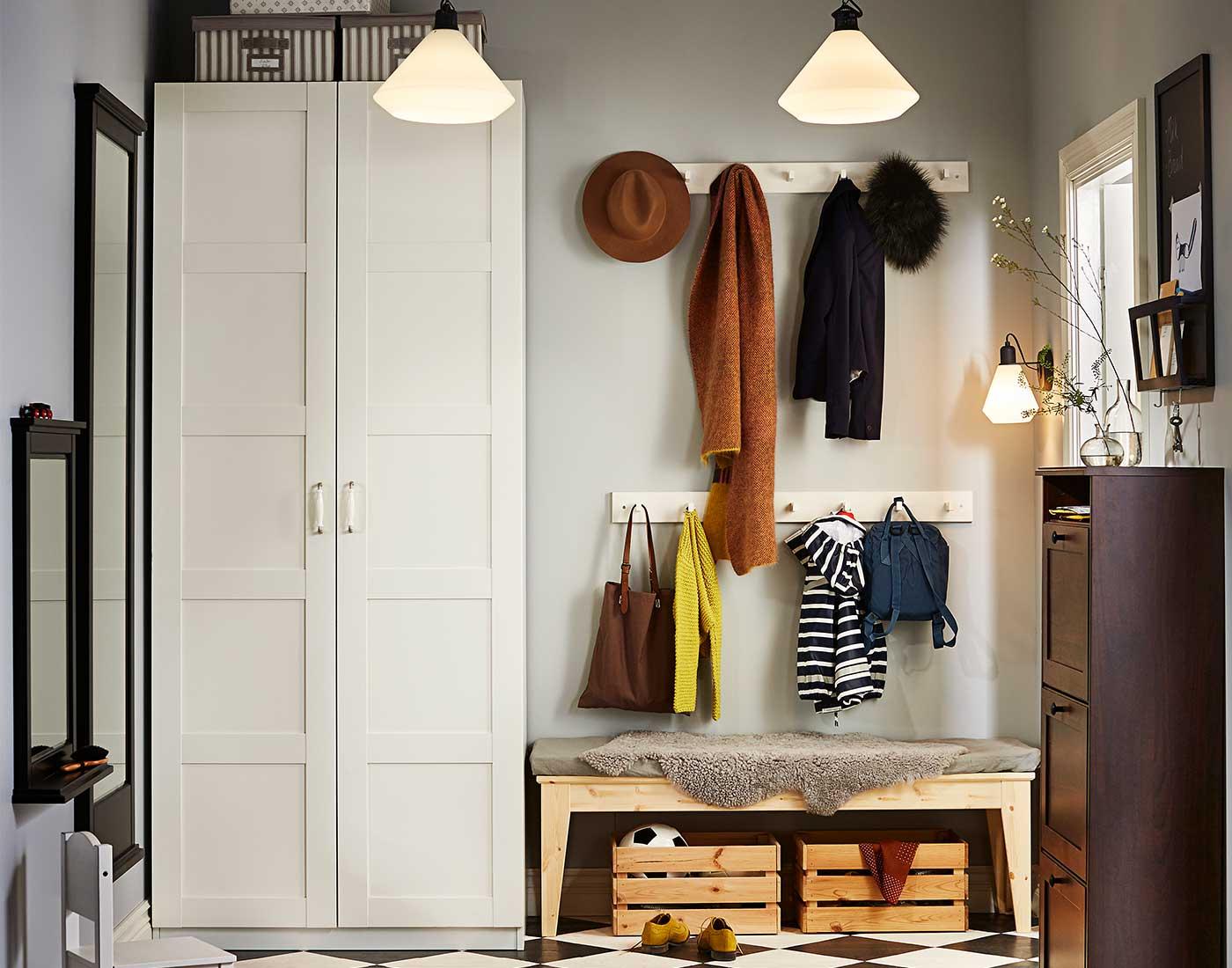 Picture of: Serier Til Entre Fleksible Losninger I Flere Design Ikea