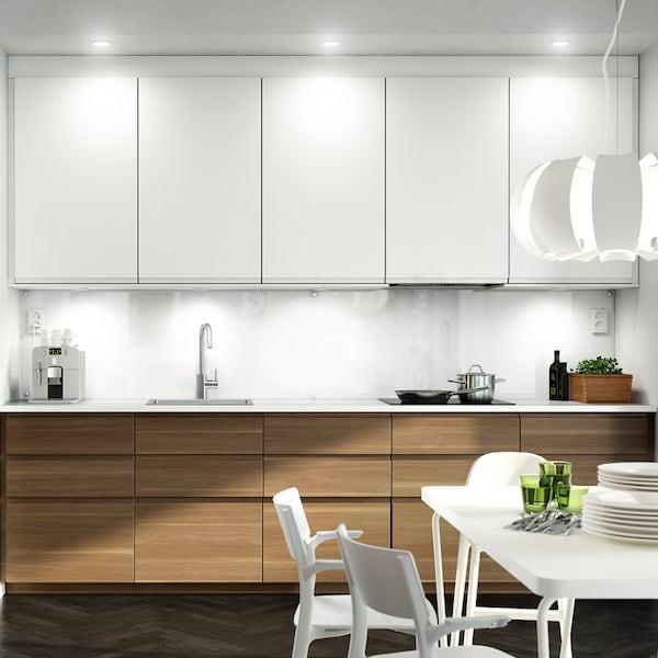 Page Finitions Cuisine Voxtorp Motif Noyer Ikea
