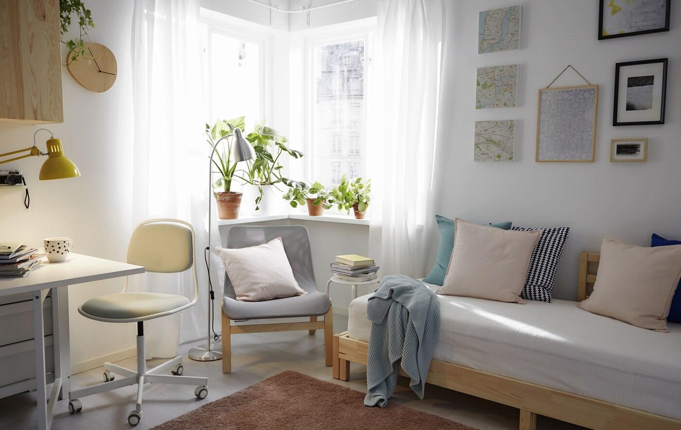 Schlafzimmer Einrichten Ideen Ikea Caseconrad Com
