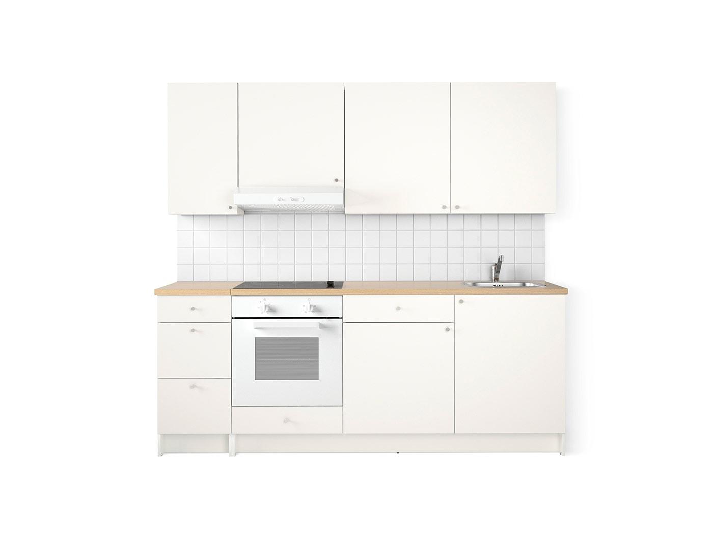 Unit kitchens.