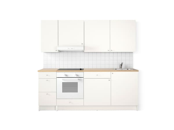 Unit kitchens.
