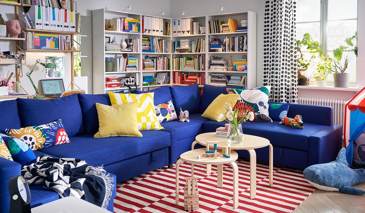 Idee per l\'arredamento per il soggiorno - IKEA - IKEA