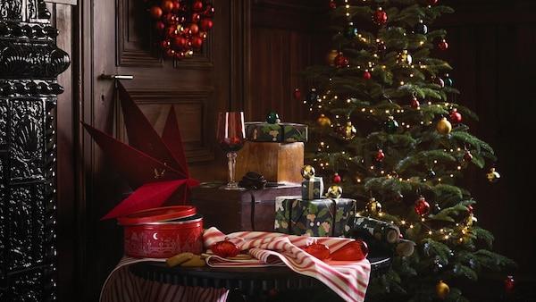 Christmas At Ike Hall 2021 Winter Collection Ikea