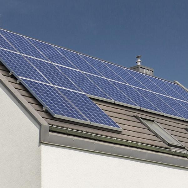 Easy - L'installation solaire planifiée numériquement