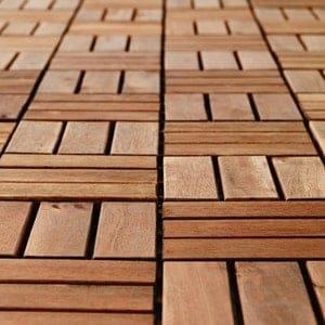 Easy outdoor floor updates