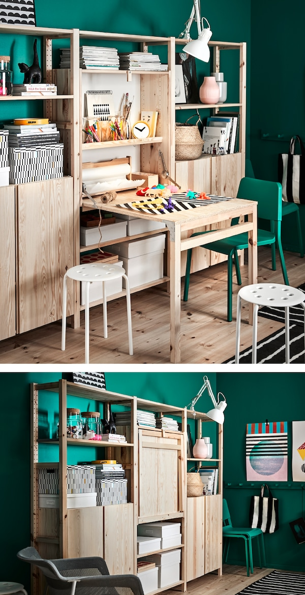 Combine the different pieces of IVAR to suit you and your space.
