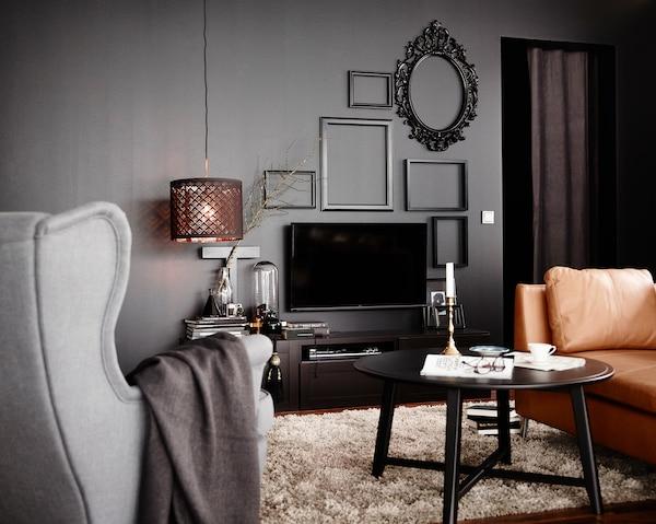 TV-Wände: Ideen für den Fernseher - IKEA