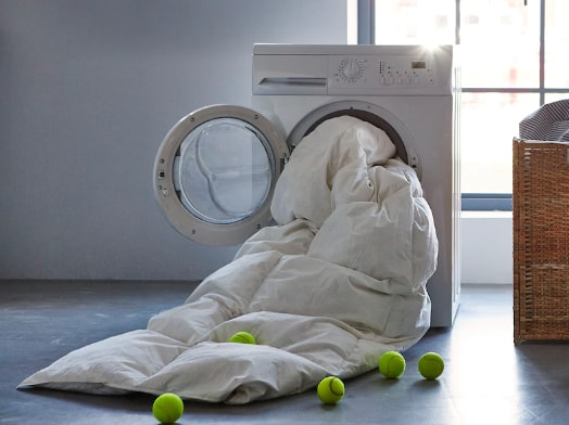 Edredón lavar en lavadora
