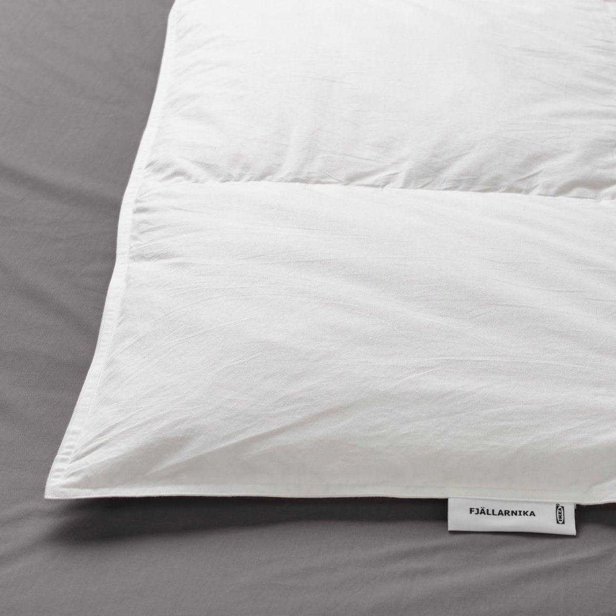 Edredones para no salir de la cama este invierno. IKEA