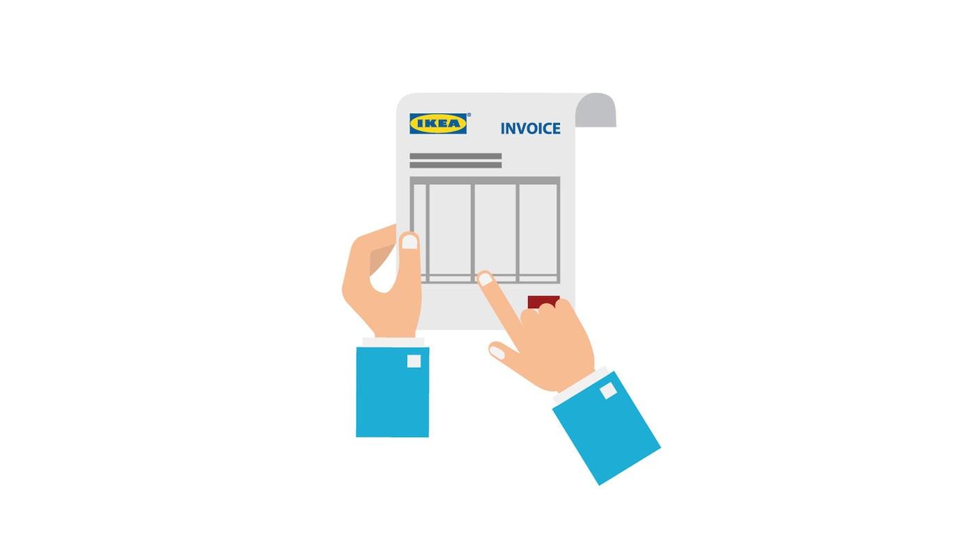 Factures - IKEA