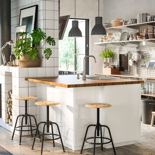 Page Finitions Cuisine Ringhult Blanc Ikea