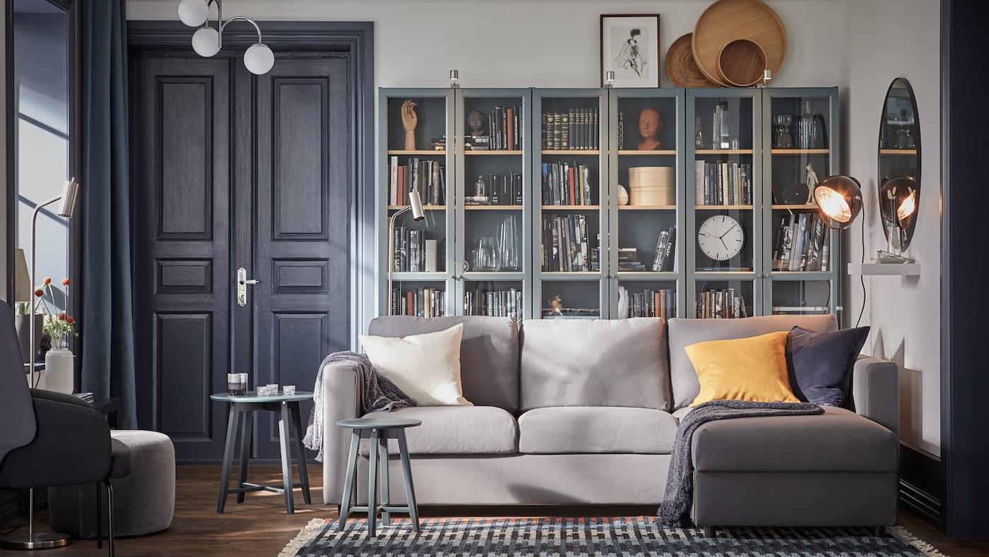 Een Flexibele Woonkamer Voor Iedereen Ikea