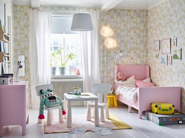 Junior Slaapkamer Ideeen.Stijlen Voor De Kinderkamer Ikea