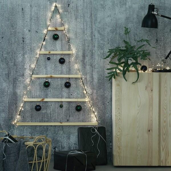 Een originele kerstboom dit jaar?
