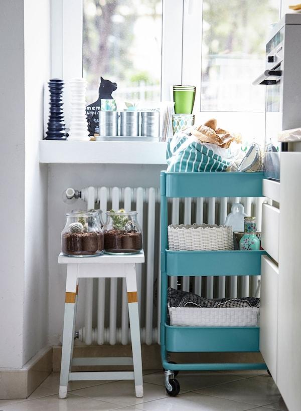 Inspiratie Voor Een Kleine Keuken Ikea