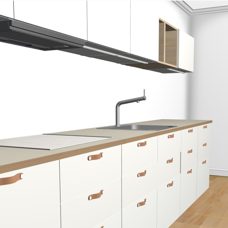 Online 3d Keuken Ontwerpen In 4 Stappen Ikea