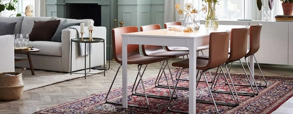 Verwonderend Eetkamer - inspiratie voor je nieuwe keuken - IKEA ZO-36
