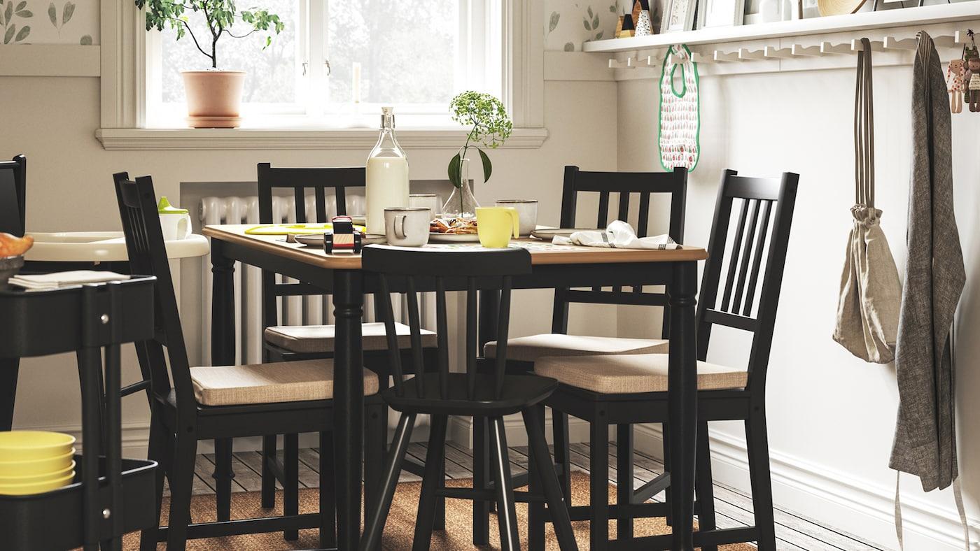 Eetkamer - inspiratie voor je nieuwe keuken