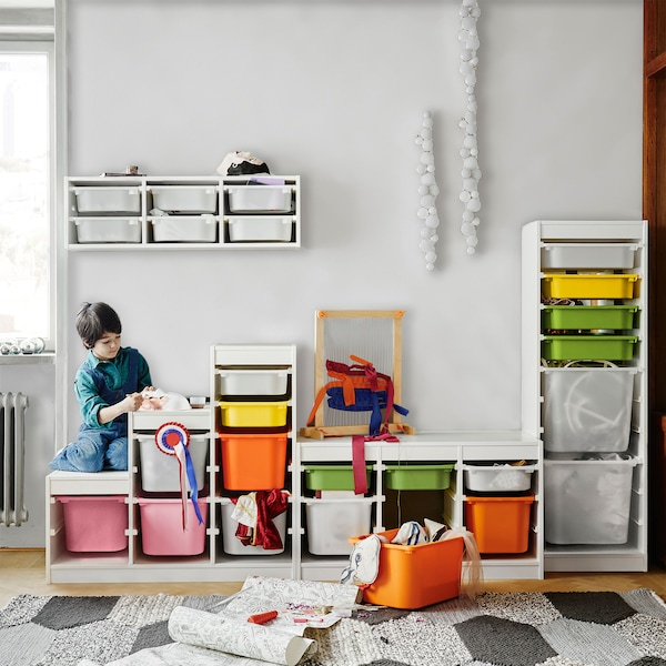Efficient storage & organisation