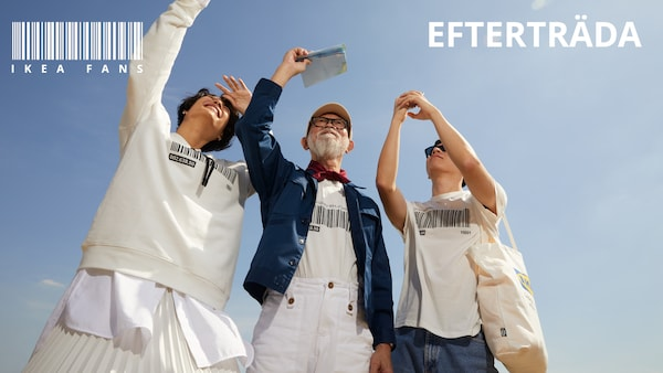 EFTERTRADA Limited collection
