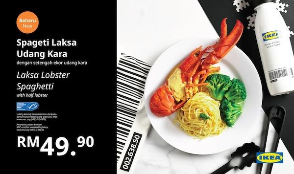 EFTERTRADA X IKEA Food Special: Lobster Promotion
