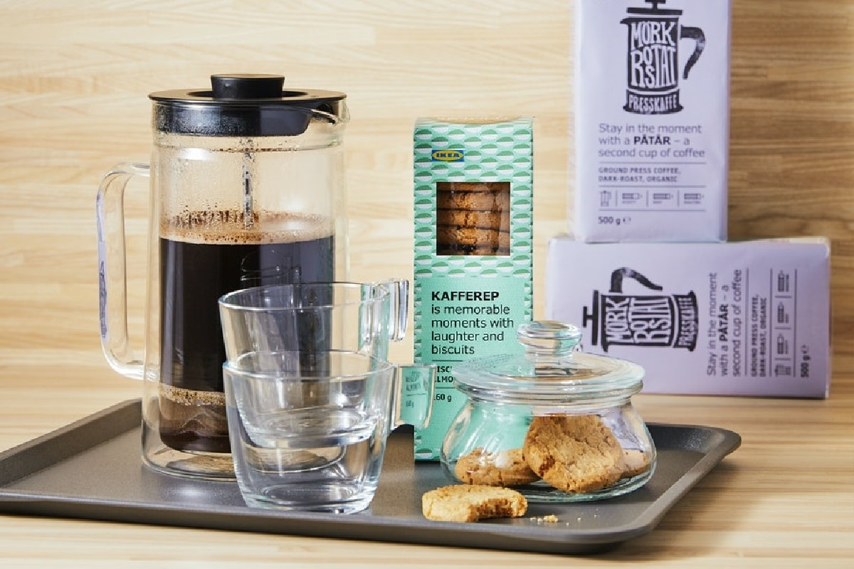 EGENTLIG coffee maker