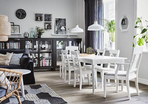 Esszimmer Amp Esszimmerm 246 Bel F 252 R Dein Zuhause Ikea