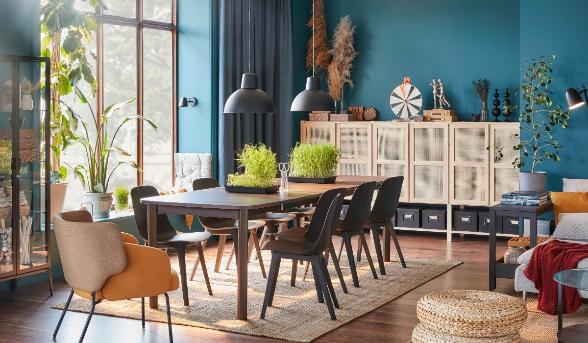 Esszimmermobel Einrichtung Ratgeber Inspiration Ikea Schweiz