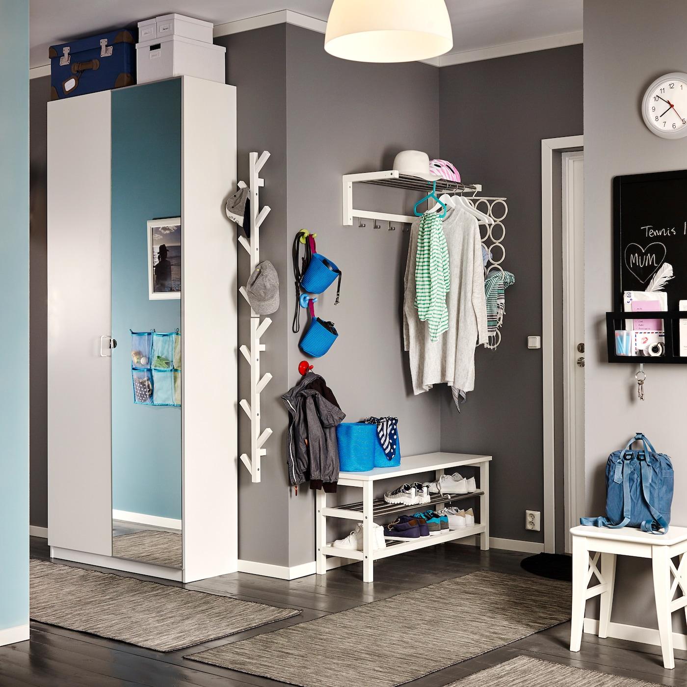 In Deinem Kleideraufbewahrung Flur Ikea In Kleideraufbewahrung Deinem dBeorCxW