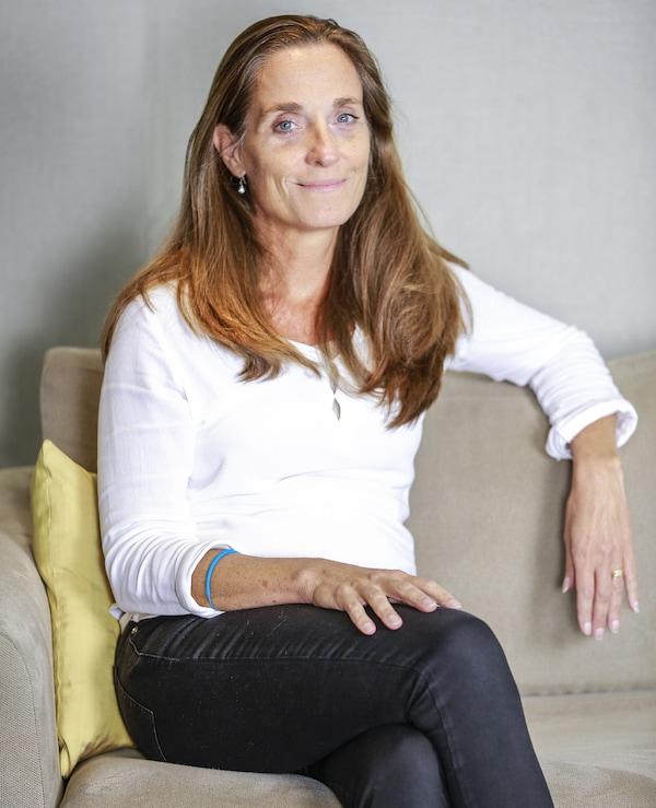 Ein Foto von Anna-Carin Månsson.