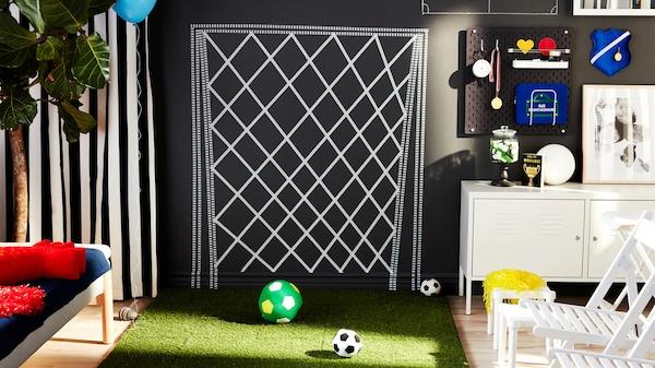 Ein Fussballfest für daheim