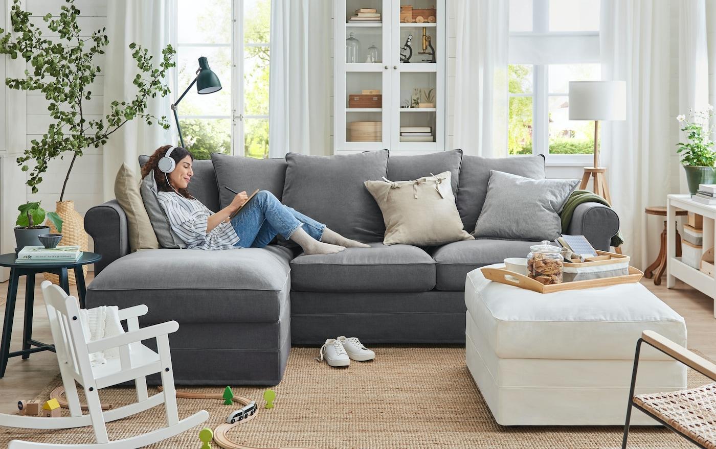 Wohnzimmer & Wohnzimmermöbel für dein Zuhause - IKEA Deutschland