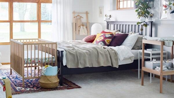 Sicheres Schlafen & sichere Betten für Babys - IKEA