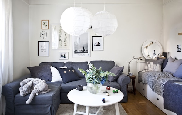 Kleine Zweier-WG einrichten: So gehts - IKEA
