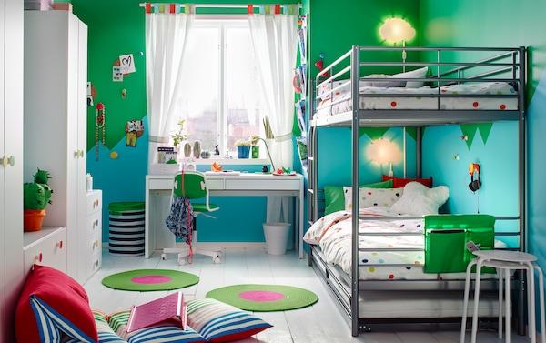 Inspiration fürs Kinderzimmer – IKEA - IKEA