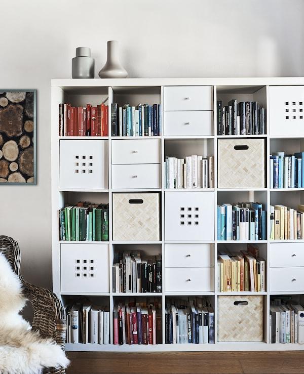 Kallax 3 Gestaltungsideen Von Elisa Ikea