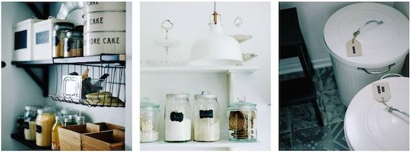 k che ordnen leicht gemacht ikea. Black Bedroom Furniture Sets. Home Design Ideas