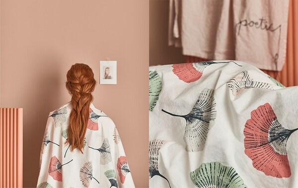 Schlafzimmer In Pastellfarben Traumhaft Schon Ikea