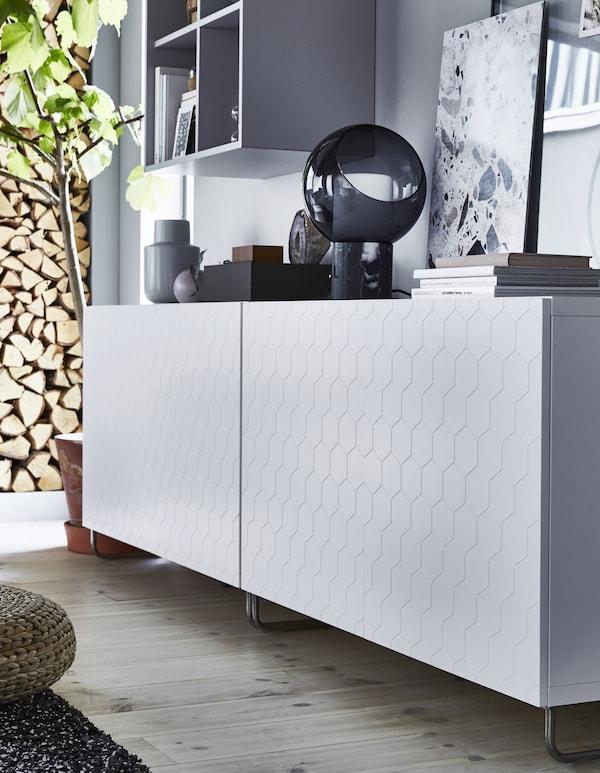 besta stauraum ideen mit stil ikea. Black Bedroom Furniture Sets. Home Design Ideas
