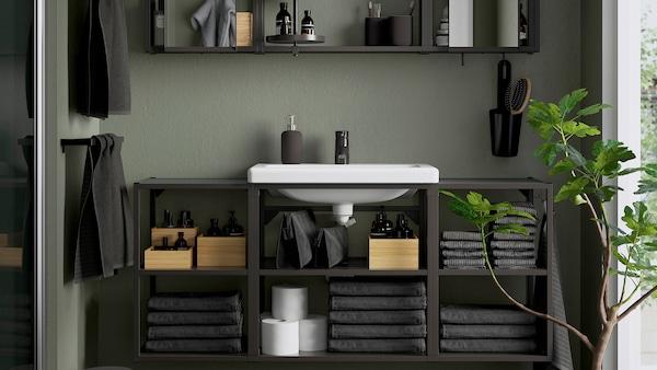 Ein Planungstool, mit dem du dein Badezimmer planen kannst.