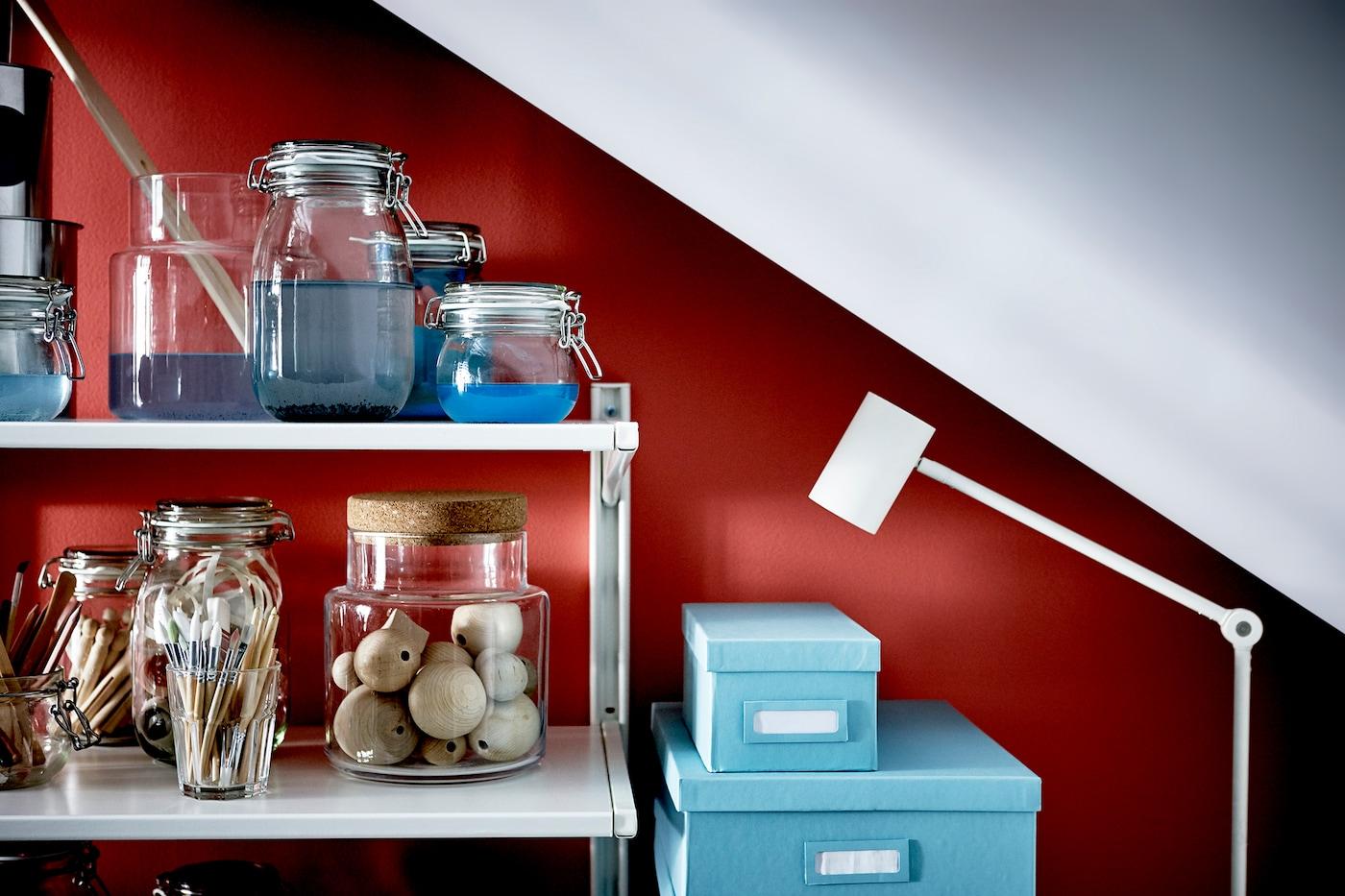 Dachschrage Einrichten Mehr Platz Zum Wohnen Ikea Deutschland