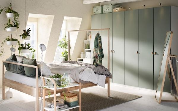 Aufbewahrung für kleine Räume - IKEA